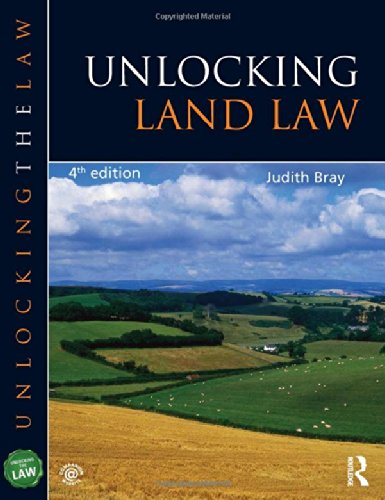Unlocking Land Law (Unlocking the Law)