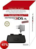 Nintendo 3DS XL - Stand Ricarica + Blocco Alimentatore, Nero (Charging Cradle + AC Adapter)