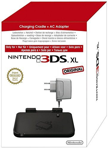 Cradle + Adapter - Nintendo 3ds Formato XL