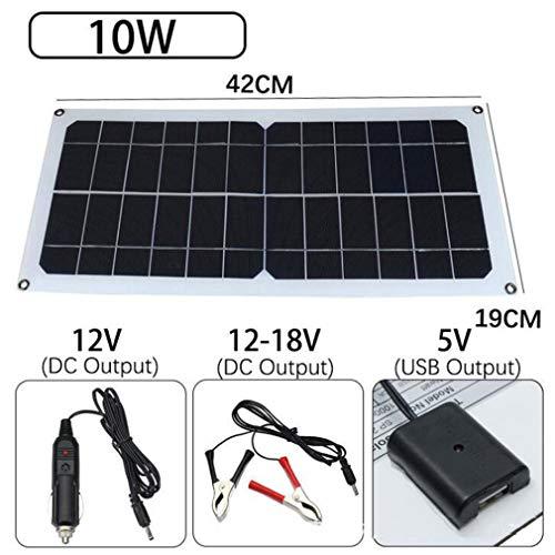 Corriente de trabajo: 0.57 (A)Voltaje de circuito abierto: 21 (V)Tipo de laminación: paneles solares / componentesVoltaje de trabajo: 17.5 (V)Corriente de cortocircuito: 1 (A)Peso de referencia: 1 (KG)Potencia máxima: 10 (W)Tensión del sistema: 21 (V...