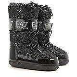 Damen Emporio Armani Schuhe Ski Stiefel 6A210 288043 Schwarz