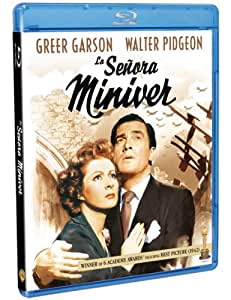 Mrs Miniver [Blu-ray] [Region B Spanish Import]