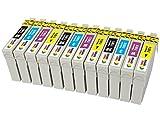 TONER EXPERTE® 12 XL Druckerpatronen kompatibel für Epson 18 18XL T1816 Expression Home XP-102 XP-202 XP-205 XP-302 XP-305 XP-402 XP-405 XP-30 XP-33 XP-212 XP-215 XP-225 XP-312 XP-315 XP-322 XP-325 XP-405WH XP-412 XP-415 XP-422 XP-425 | hohe Kapazität