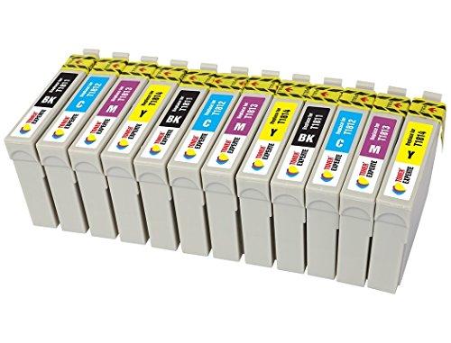 TONER EXPERTE Sostituzione per Epson 18 18XL T1816 12 Cartucce d'inchiostro compatibili con Epson Expression Home XP-102 XP-202 XP-205 XP-302 XP-305 XP-405 XP-212 XP-215 XP-315 XP-425 | Alta Capacità