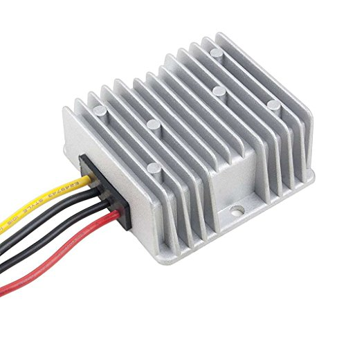 Aiming Spannung Reducer 24V bis 12V 20A Feuchtigkeitsbeständig DC Step Down Converter 15-40V 12V 20A DC Buck Converter -