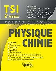 Physique Chimie TSI 2e Année