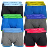 Best Mens Underwears - 12 Pack Mens Location Boxer Short Trunks Gift Review