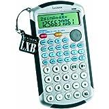 LEXIBOOK - SC500FR - Jeu Éducatif - Calculatrice Scientifique - 157 Fonctions