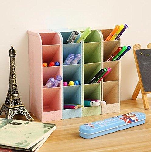 Organizador de escritorio para lápices