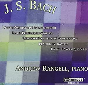 Bach - Keyboard Works