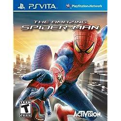 The Amazing Spider-Man PS Vita Game