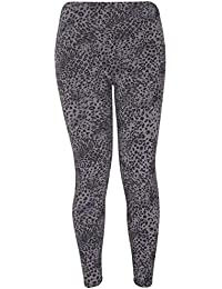 Chocolate Pickle ® Nouveau Femmes Plus Size Imprimés en stretch Leggings Pantalons 40-54