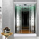 Insignia Model INS9005 1400 x 900 Steam Shower Cabin