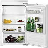 Bauknecht KVIE 1000 A++ Einbau-Kühlschrank mit Gefrierfach / Nische 88 / 147 kWh/Jahr / Kühlteil 102 L / Gefrierteil 18 L