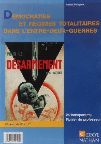 Démocraties et régimes totalitaires dans l'entre-deux-guerres par Collectif