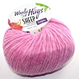 Woolly Hug´s SHEEP-0037 pink