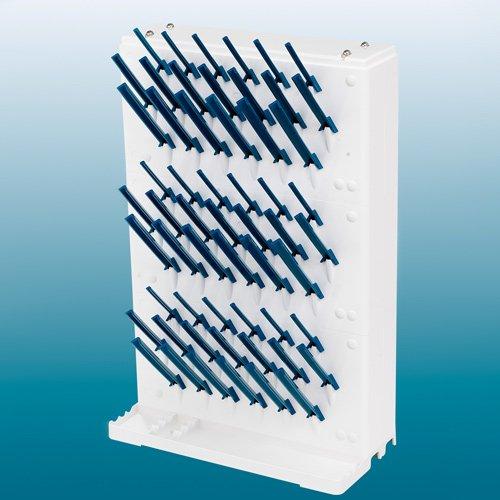 Bel-Art Lab-Aire II Tischtrockner, einseitig, nicht elektrisch, 3 Ebenen, 36,8 x 17,8 x 55,9 cm (F18933-0015) (Elektrischer Ebene)