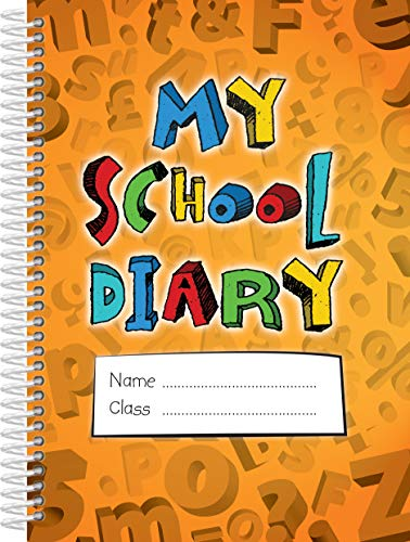 School planner company - diario per la scuola elementare, registri di lettura e agende ks2 2019-20