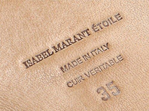 Isabel Marant Gladiatorensandalen aus schwarzem Kalbsleder - Modellnummer: JEANA SD0082 16P008S Schwarz