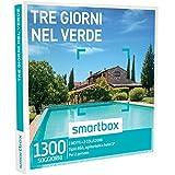 Smartbox Cofanetto Regalo - TRE GIORNI NEL VERDE - 1300 soggiorni in case tipiche, agriturismi e hotel 3*