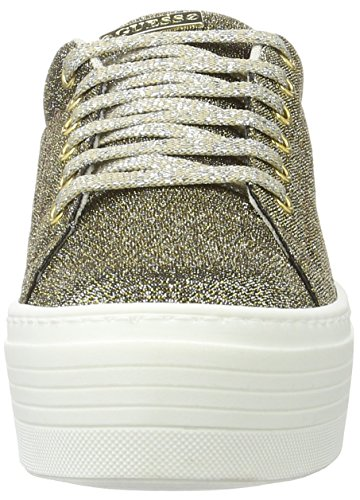 Guess Damen Bernie Sneakers Gold