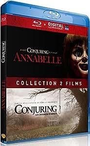 Annabelle + Conjuring : les dossiers Warren [Blu-ray + Copie digitale]