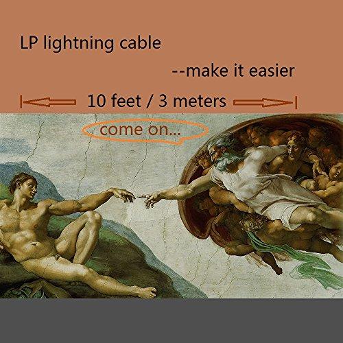 LP cavo Lightning Nero03