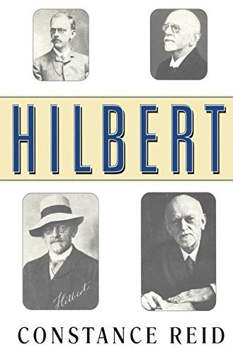 Hilbert (English Edition) por Constance Reid