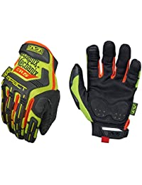 Mechanix Wear Hommes CR5 M-Pact Gants Hi-Viz Jaune
