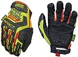 Mechanix Wear Handschuhe CR5 M-Pact Gelb, Hi-Viz Gelb, L