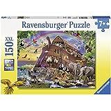 Ravensburger 10038 - Life on Arche Noah - puzzle para niños con piezas XXL 150 piezas