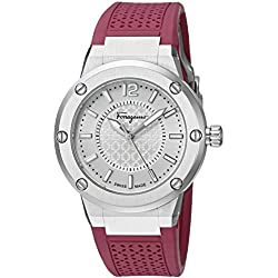 Salvatore Ferragamo Timepieces Reloj de cuarzo Woman Fucsia 33 mm