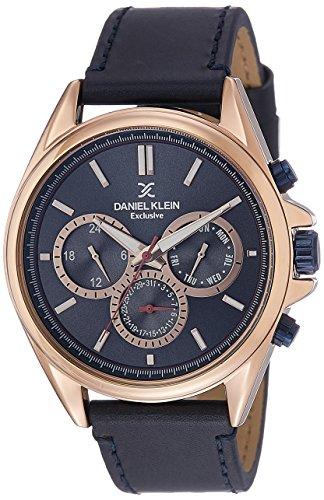 51pQMVMSDCL - Daniel Klein Mens DK11252 7 watch