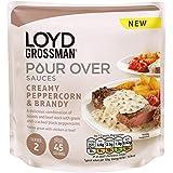 Loyd Grossman 170g Salsa De Pimienta (Paquete de 6)