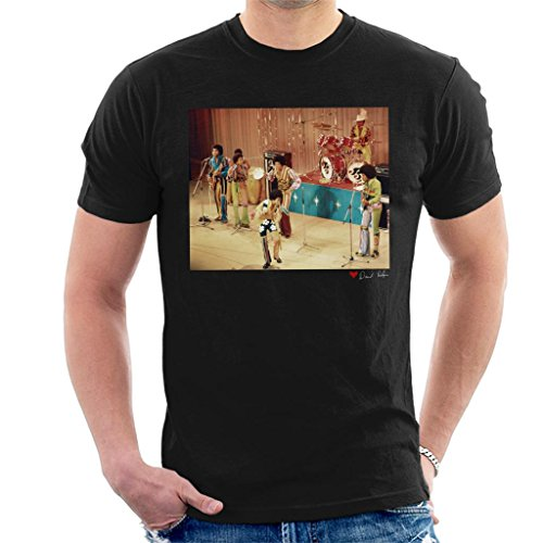 David Redfern Official Photography - The Jackson 5 at The Royal Variety Performance Men's T-Shirt