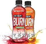 Best Protein To Burn Fats - Efectiv Nutrition Zero Calorie Burn 12 x 500ml Review