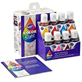 Wilton Color Right Performance Color System 8/pkg