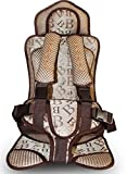 #2: PIGLOO Baby Car Seat Belt Safety Protective Carrier, 1 Piece, Color : Brown