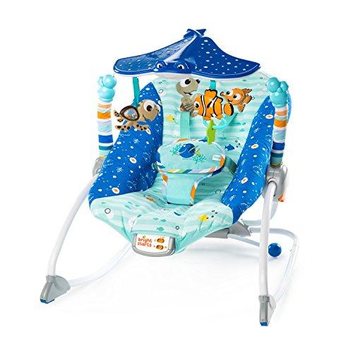 Disney Baby, 2 in 1 Wippe und Sitz, Findet Nemo