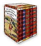 Die schönsten Kinderbuch-Klassiker: Der geheime Garten, Alice hinter den Spiegeln, Anne auf Green Gables, Black Beauty, Heidi - Frances Hodgson Burnett