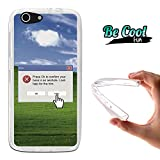 Becool® Fun - Cover Gel Flexible Orange Dive 71, TPU Case made out of the best Silicone, protects and adapts flawlessly to your Smartphone, together with our exclusive designs. Boss funny quote