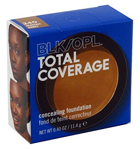 Black Opal Max Coverage Foundation Honey