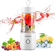 ANEAR Portable Blender Personal Size Blender,Personal Juicer with USB Rechargeable,Cordless Juicer Personal Bl