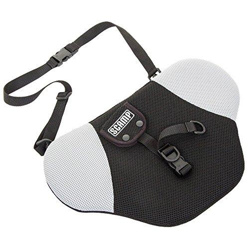 Preisvergleich Produktbild Fillikid Schwangerschaftskissen Scamp mit Gurt-Lenk-Funktion fürs Auto - GRAU