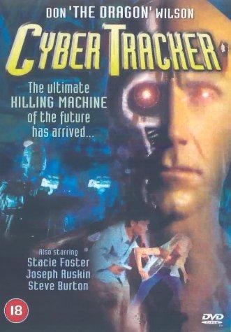 Bild von Cyber Tracker [1993] [DVD] by Don 'The Dragon' Wilson