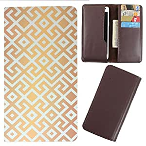 DooDa - For Huawei Mate 8 PU Leather Designer Fashionable Fancy Case Cover Pouch With Card & Cash Slots & Smooth Inner Velvet