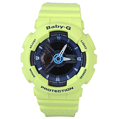 Casio Damas Watch Baby-G Tandem Reloj BA-110PP-3A