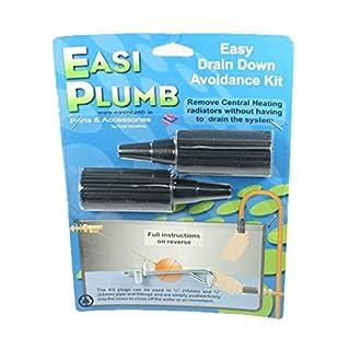 Drain Down Avoidance Kit Pack of 2 Plastic Easi Plumb