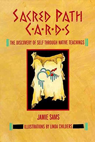 [Sacred Path Cards: The Discovery of Self Through Native Teachings] (By: Jamie Sams) [published: September, 1991]