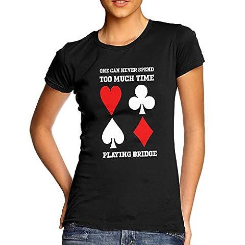 TWISTED ENVY - T-Shirt - Manches Courtes - Femme - Noir - X-Large